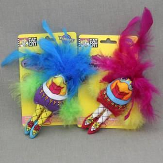 Fat Cat Fabulous Show Gulls Toy / Игрушка Фэт Кэт мягкая для кошек