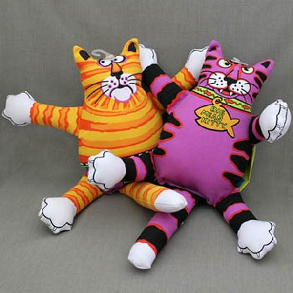 Fat Cat Terrible Nasty Scaries Toy / Игрушка Фэт Кэт мягкая для собак