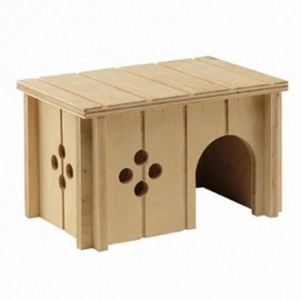 ferplast Деревянный домик SIN 4646 для кроликов