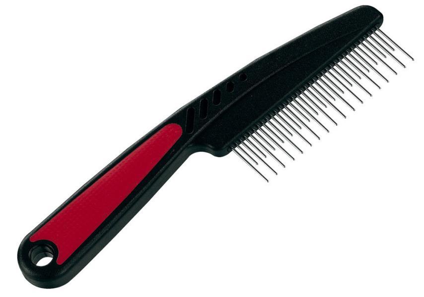 ferplast GRO 5878 Расческа с вращающимися зубцами разной длины