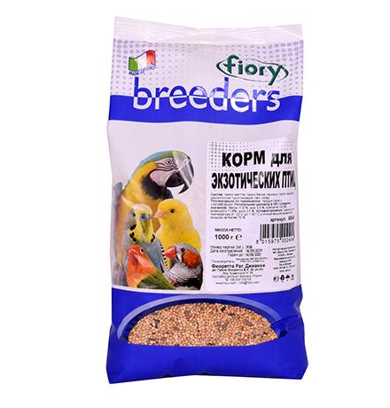 Fiory Breeders / Корм Фиори для Экзотических птиц