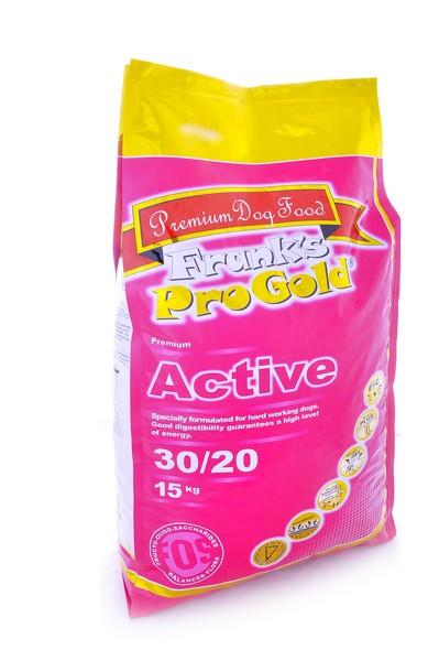 Franks ProGold Active 30/20 / Сухой корм Фрэнкс ПроГолд для рабочих пород собак