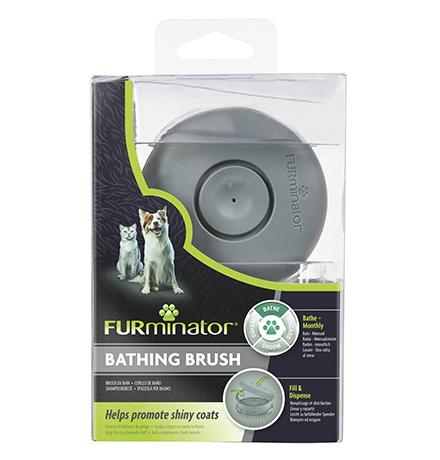 FURminator Bathing Brush / Щетка Фурминатор для купания