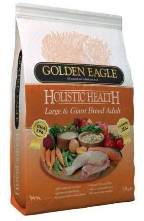 Golden Eagle Large & Giant Adult / Сухой корм Голден Игл для cобак Крупных и Гигантских пород
