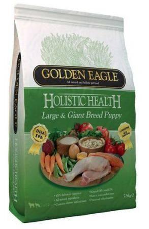 Golden Eagle Large & Giant Puppy / Сухой корм Голден Игл для Щенков Крупных и Гигантских пород