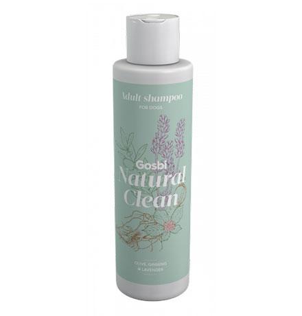 Gosbi Natural Clean Adult shampoo / Шампунь Госби для взрослых собак