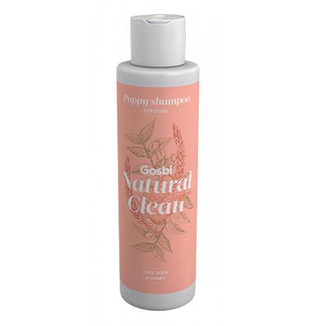 Gosbi Natural Clean Puppy shampoo / Шампунь Госби для Щенков