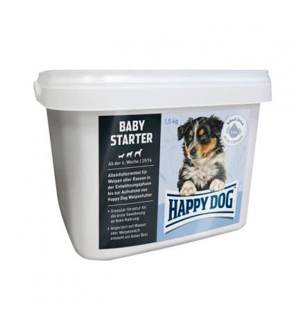 Happy Dog Baby Starter / Сухой корм Хэппи Дог Беби Стартер для Щенков Первый Прикорм
