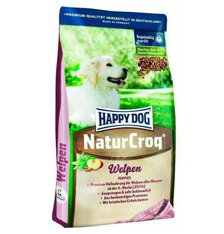 Happy Dog NaturCroq Welpen / Сухой корм Хэппи Дог НатурКрок для Щенков