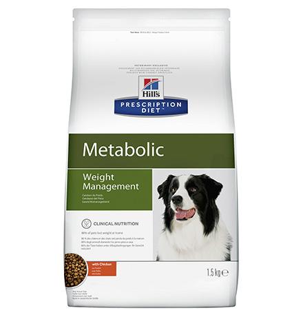 Hills Prescription Diet Metabolic Canine Original / Лечебный корм Хиллс Метаболик Ориджинал для Коррекции веса Собак