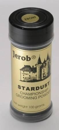 Jerob Star Dust Grooming Powder Brown Sugar / Оттеночная пудра Жероб для шерсти животных Коричневый сахар