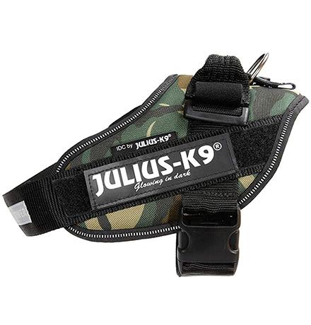 JULIUS-K9 IDC®-Powerharness / Шлейка Джулиус К9 для собак Камуфляж