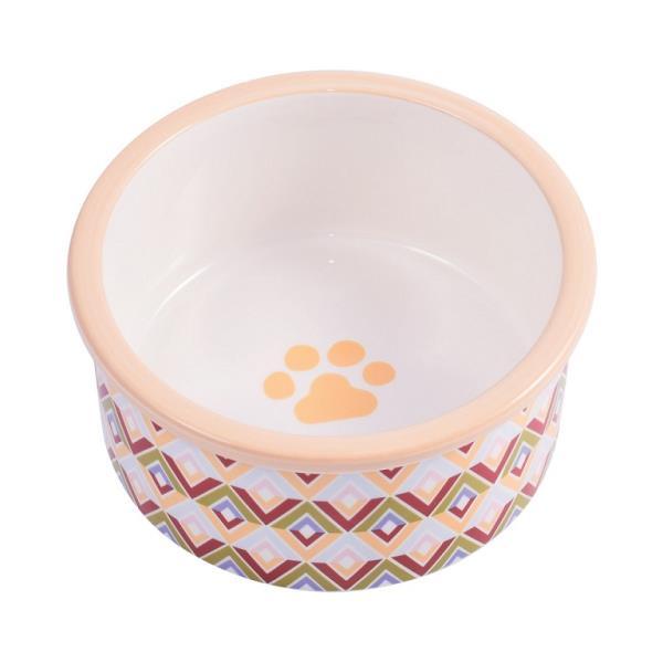 КерамикАрт / Миска керамическая для собак с Орнаментом