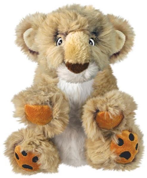 Kong Comfort Kiddos / Игрушка Конг для собак Лев