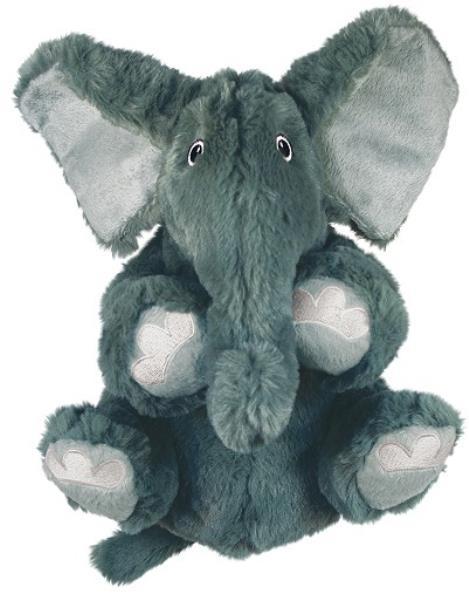 Kong Comfort Kiddos / Игрушка Конг для собак Слон