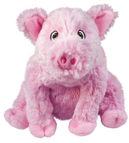 Kong Comfort Kiddos / Игрушка Конг для собак Свинка