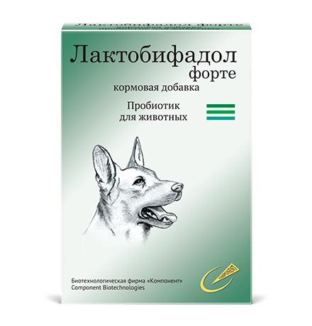 Лактобифадол форте для собак