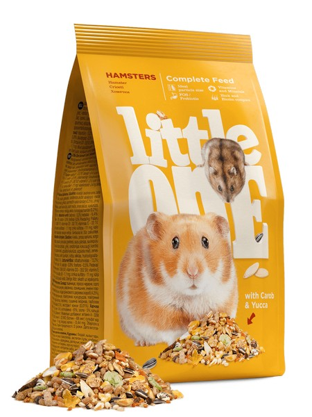 Little One Hamsters / Корм Литтл Уан для Хомяков