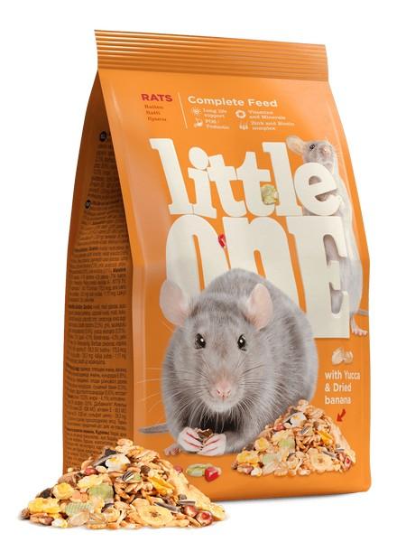 Little One Rats / Корм Литтл Уан для Крыс