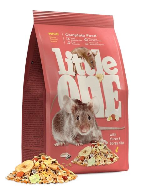 Little One Mice / Корм Литтл Уан для Мышек
