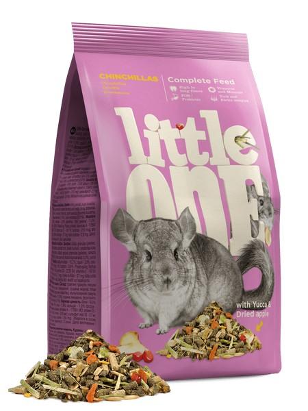 Little One Chinchillas / Корм Литтл Уан для Шиншилл