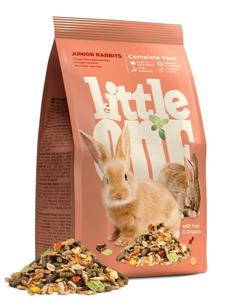 Little One Junior Rabbits / Корм Литтл Уан для Молодых Кроликов