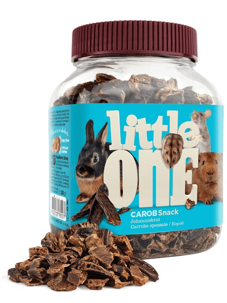 Little One Snack Carob / Лакомство Литтл Уан для грызунов Плоды Рожкового дерева