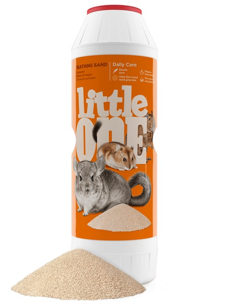 Little One Bathing Sand / Песок Литтл Уан для купания Шиншил