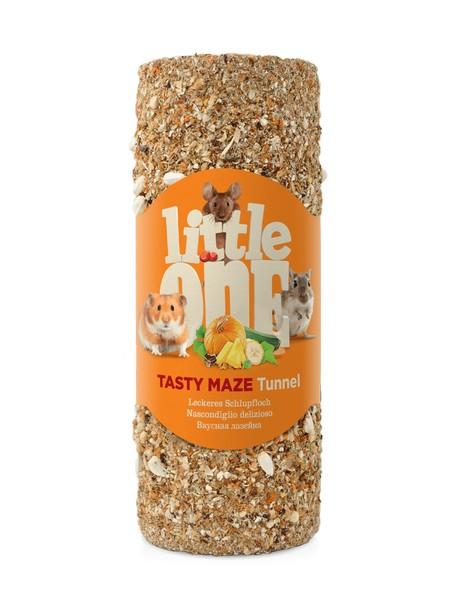 Little One Tunnel / Лакомство-игрушка Литтл Уан для Хомяков, Мышек, Песчанок и Крыс