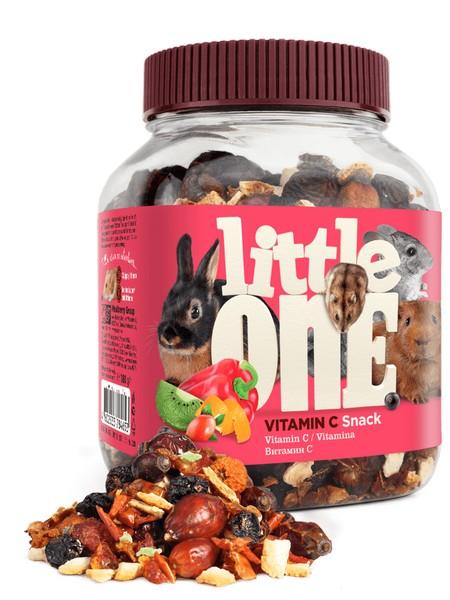 Little One Snack Vitamin C / Лакомство Литтл Уан для грызунов Витамин С