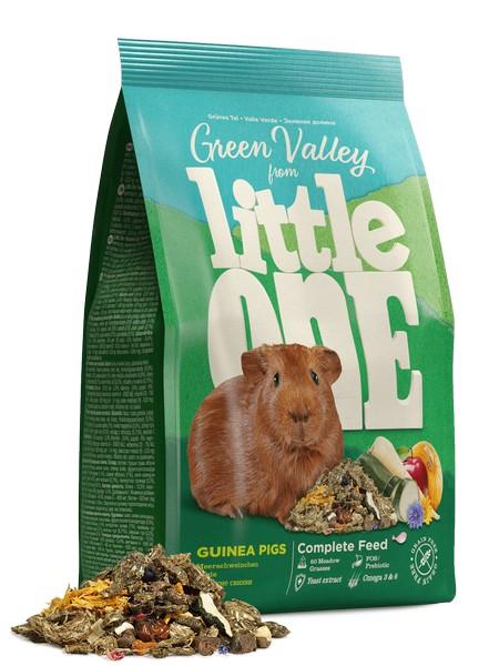 Little One Green Valley food for guinea pigs / Корм Литтл Уан для Морских свинок Разнотравье
