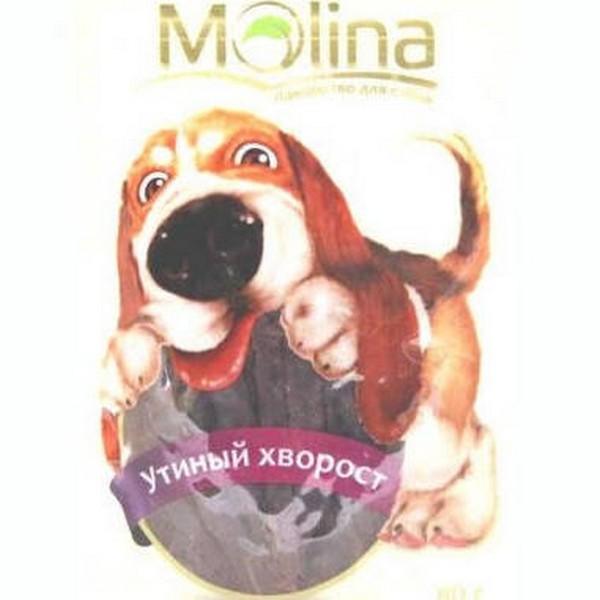 Molina / Лакомство Молина для собак Утиный хворост