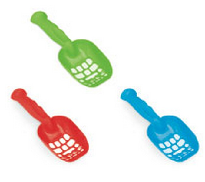 MPS Rhea / МПС совочек для туалета отверстия Широкие Цвета: салатовый, голубой, красный (указывайте цвет в комментарии к заказу)