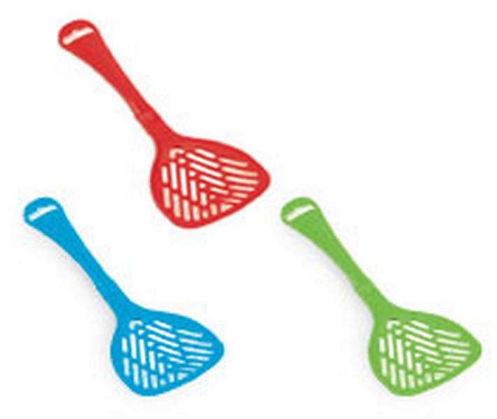 MPS Vega / МПС совочек для туалета отверстия Узкие Цвета: салатовый, голубой, красный (указывайте цвет в комментарии к заказу)