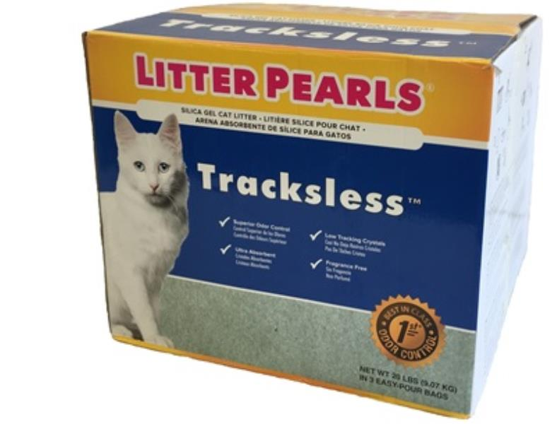 Neon Litter Pearls Tracksless Наполнитель для кошачьего туалета Силикагелевый