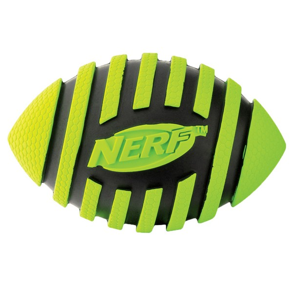 Nerf Dog / Мяч Нёрф Дог для Регби пищащий