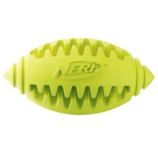 Nerf Dog / Мяч Нёрф Дог для Регби рифленый