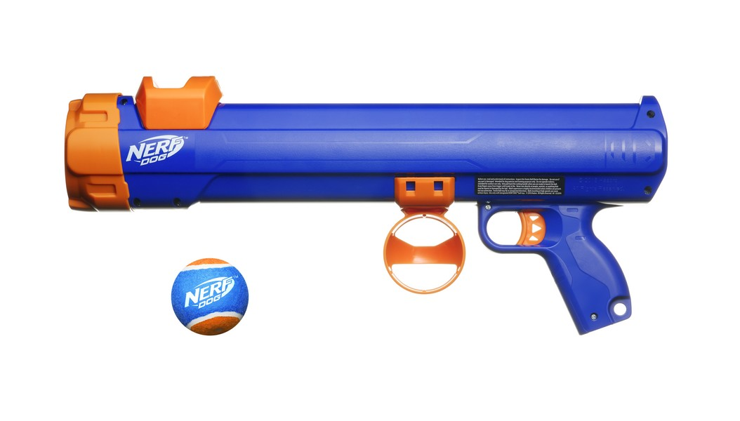 Nerf Dog Tennis Ball Blaster / Бластер Нёрф Дог для игры с собакой