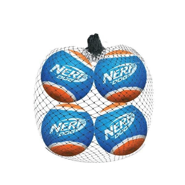 Nerf Dog / Мяч теннисный Нёрф Дог для бластера Ø 6 см Комплект