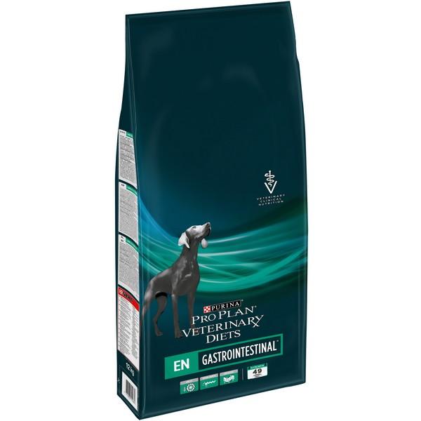 Purina Pro Plan Veterinary Diets EN Gastrointestinal / Лечебный корм Пурина Про План Ветеринарная Диета для собак Гастроинтестинал Заболевание ЖКТ (нарушение пищеварения)