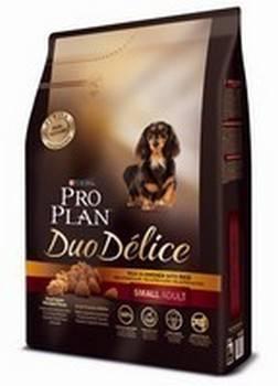 Purina Pro Plan Duo Delice Small Adult Chicken & Rice / Сухой корм Пурина Про План Дуо Делис для Собак Мелких и миниатюрных пород Курица с рисом