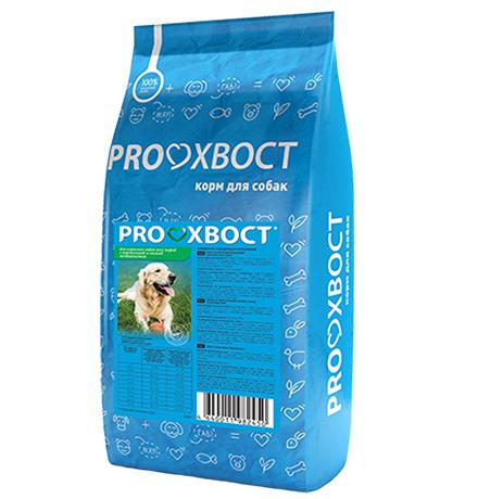 ProХвост / Корм Прохвост для собак с нормальной и низкой активностью