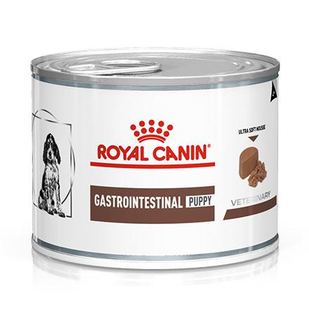 Royal Canin Gastrointestinal Puppy / Ветеринарный влажный корм (Консервы) Роял Канин Гастроинтестинал для Щенков при нарушении Пищеварения