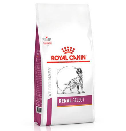 Royal Canin Renal Select / Ветеринарный сухой корм Роял Канин Ренал Селект для собак Заболевание почек (хроническая болезнь почек)