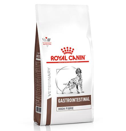 Royal Canin High Fibre / Ветеринарный сухой корм Роял Канин для собак при нарушении Пищеварения с Клетчаткой