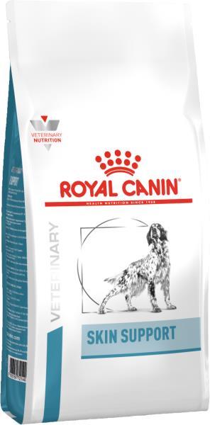 Royal Canin Skin Support / Ветеринарный сухой корм Роял Канин Скин Саппорт для собак при Атопии и дерматозах