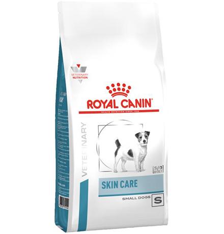 Royal Canin Skin Care Small Dogs / Ветеринарный сухой корм Роял Канин Скин Кэа Смол Дог для собак Мелких пород весом до 10 кг при Дерматозах и выпадении шерсти