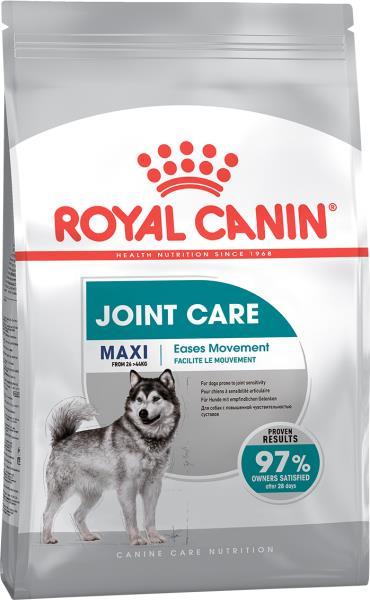 Royal Canin Maxi Joint Care / Сухой корм Роял Канин Макси Джойнт Кэа для взрослых собак Крупных пород помощь Суставам