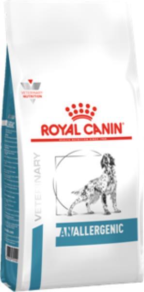 Royal Canin Anallergenic AN18 / Ветеринарный сухой корм Роял Канин Гипоаллергенный для собак с ярко выраженной Пищевой аллергией и непереносимостью