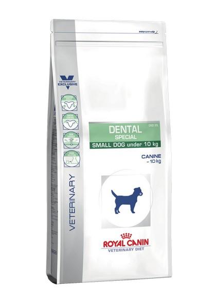 Royal Canin Dental Special Small Dog DSD 25 / Ветеринарный сухой корм Роял Канин Дентал Спешиал для собак Мелких пород Гигиена полости рта Чистка зубов